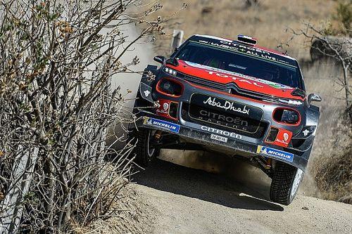 Loeb arrebata a Sordo el liderato del Rally de México 2018