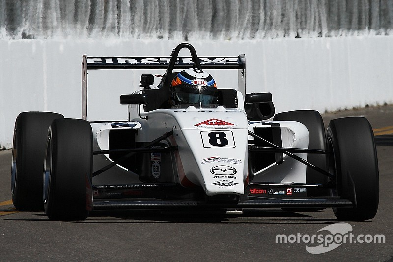 Portland MRTI: VeeKay crowned, Kirkwood still perfect