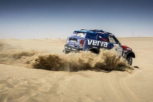 بريزيغونسكي يفوز بلقب رالي دبي الصحراوي والبلوشي يحرز أول ألقابه ضمن فئة الدراجات النارية
