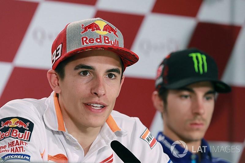 Michelin-Reifen: Marquez und Rossi über neue Strategie uneins