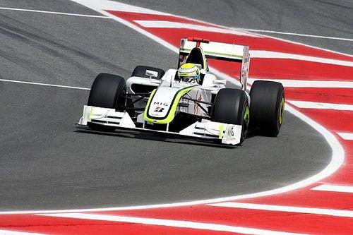 40 éves lett Button, a Brawn GP F1-es világbajnoka