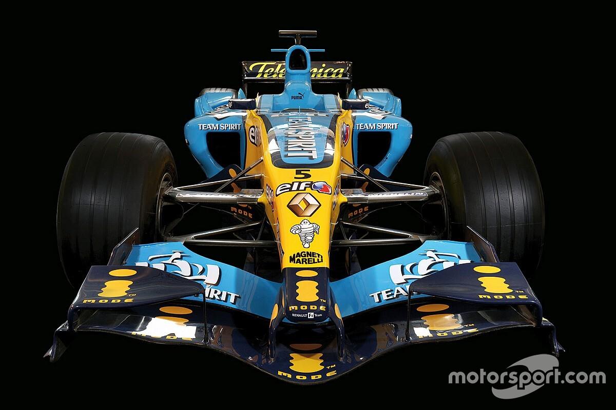 Alonso, Abu Dhabi GP hafta sonunda üç gün R25 ile gösteri yapacak
