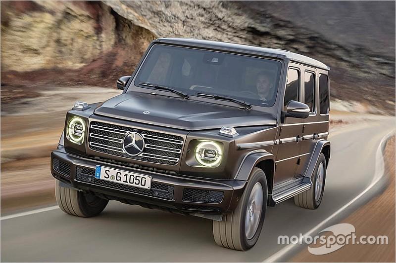 Endlich: Die neue Mercedes-Benz G-Klasse ist da - Motorsport.com Schweiz
