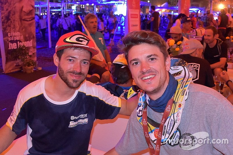Dakar: ritirato anche Cerutti, tra le moto restano in gara solamente tre italiani