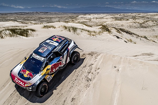 Dakar Sainz has penalty rescinded for Dakar quad incident