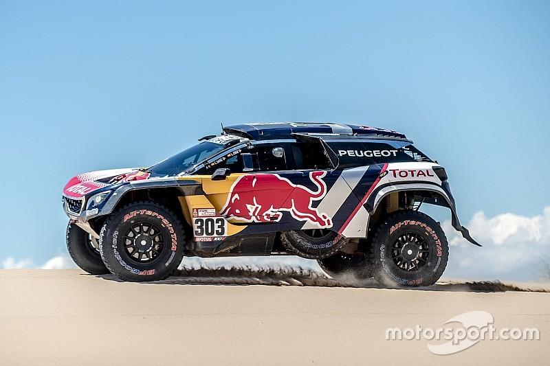 Rallye Dakar 2018: Carlos Sainz triumphiert bei Peugeot-Abschied