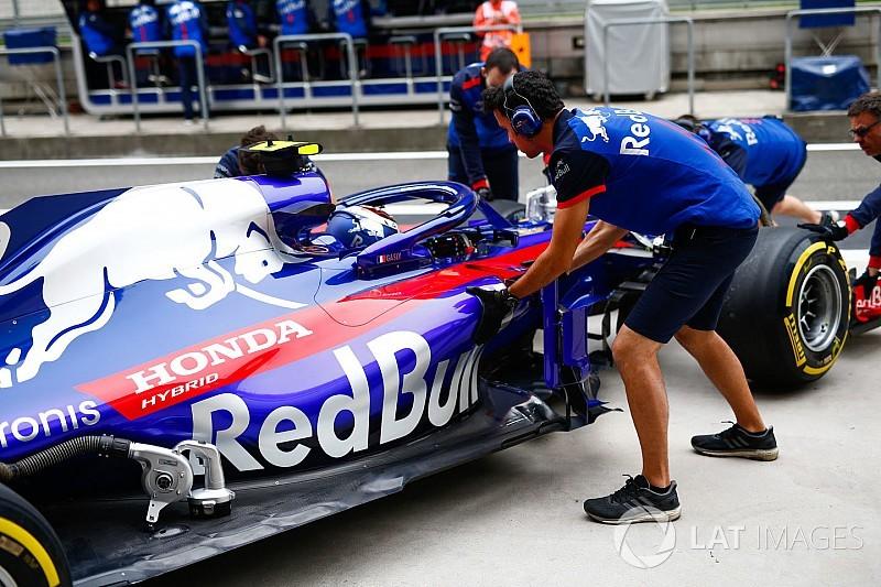 Honda no fue la causa de la pobre clasificación de Gasly en China