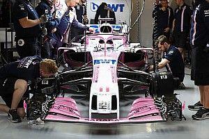 Force India: Обновления к Барселоне не исправят все недостатки машины