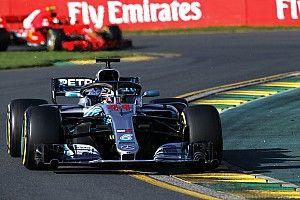 """Mercedes culpa a un """"problema de software"""" por la derrota en Australia"""