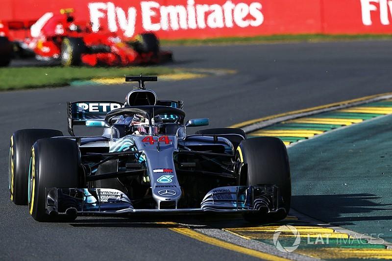 "Mercedes blames ""software problem"" for Australia defeat"