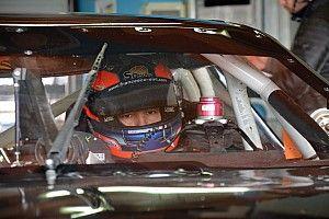 Francesco Sini scores maiden podium at Brands Hatch