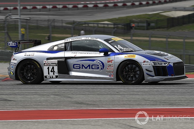 VIR PWC: GMG Audi beats Mustang, Camaro for GTS SprintX win