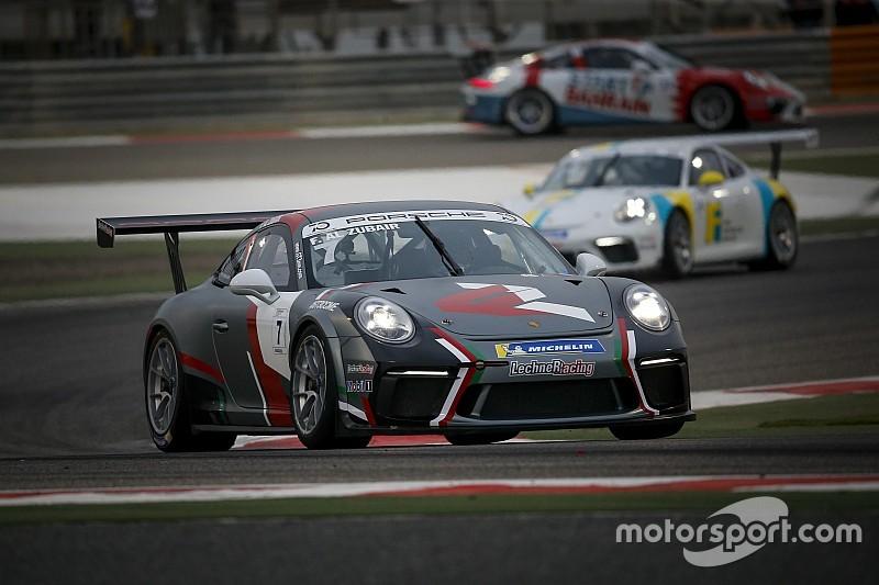 بورشه جي تي 3 الشرق الأوسط: الزُبير ينطلق أولاً في السباق الافتتاحي للجولة الختامية في البحرين