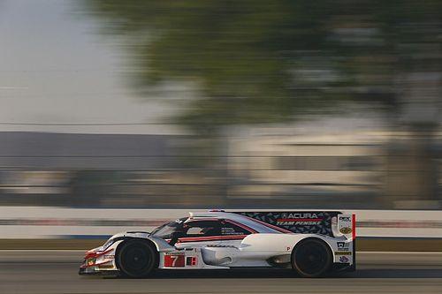 Montoya segundo con Acura en la primera práctica de Mid-Ohio