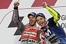 Fotogallery: la Ducati e Dovizioso trionfano nel GP del Qatar di MotoGP