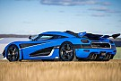Automotive Koenigsegg Agera RS reaches 242mph in less than 1.3 miles