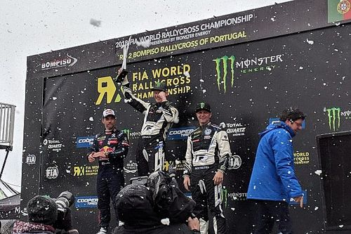 World RX Portugal: Bersalju, Kristoffersson menangi babak final
