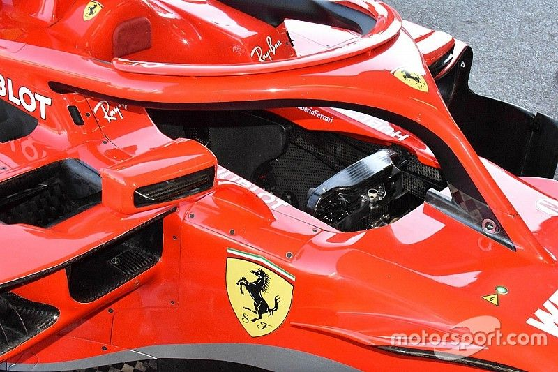 GALERÍA TÉCNICA: los últimas actualizaciones de los F1