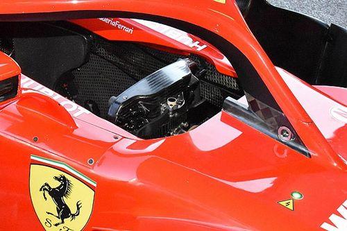Ferrari: il terzo paddle di Vettel serve a regolare il differenziale in curva?