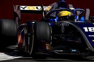 Baku F2: Sette Camara tops hectic practice session
