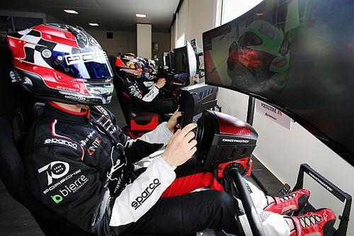 A Imola anche il sim-racing: primo approccio con la Porsche e-Carrera Cup Italia