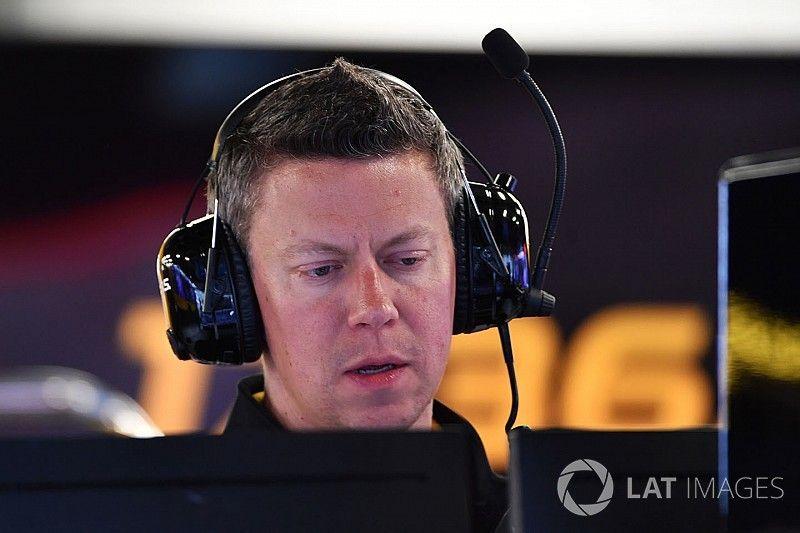 Oud-FIA-man Budkowski voor het eerst namens Renault bij F1-race