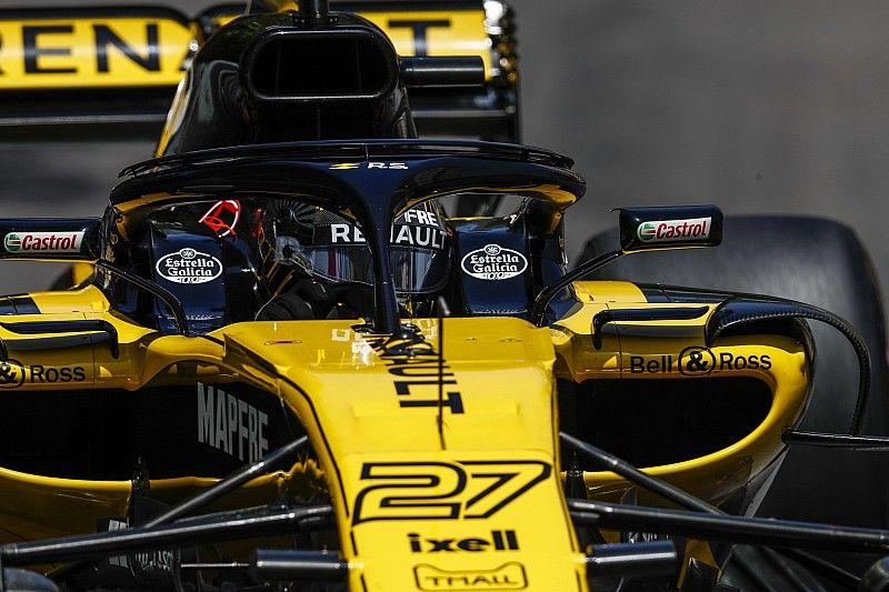 Renault prepara un nuevo diseño para incorporar los espejos al halo