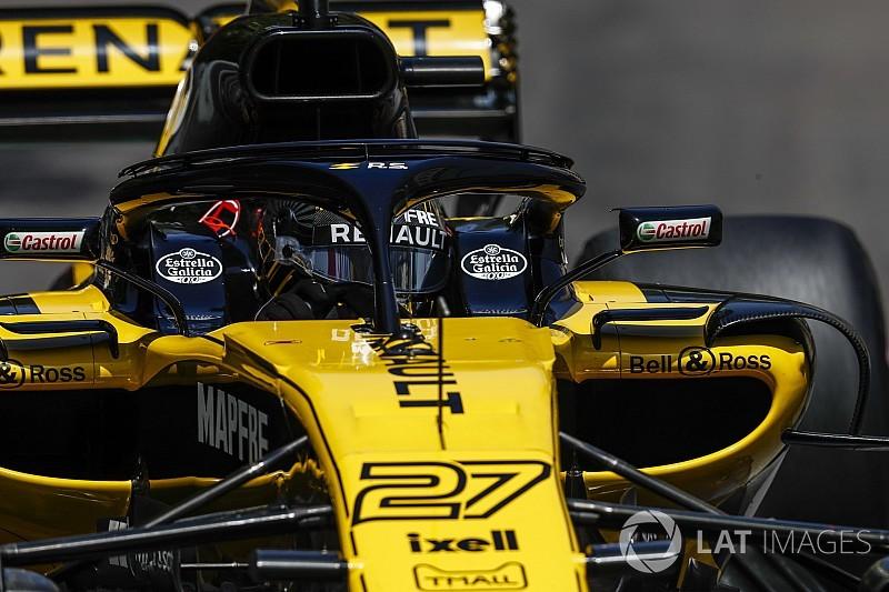 Renault schrapte halo-spiegels na verbod op ontwerp Ferrari