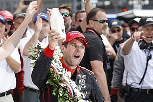 """IndyCar Últimas notícias Power: """"Nunca pensei que ganharia na frente de tanta gente"""""""