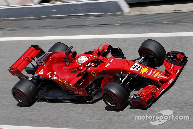 Test Hungaroring: ecco le line up piloti dei team di F1 nella prima giornata di test