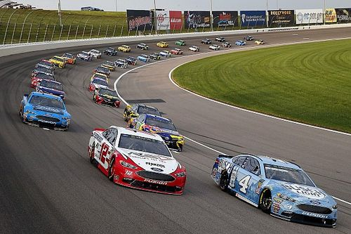 BetDSI odds: NASCAR at Kansas Speedway
