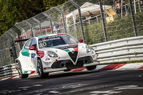 Morbidelli splits with Alfa Romeo WTCR team