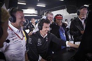 Mercedes dice que el cambio de Pirelli no influyó en el GP de España