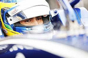 """FIA F2 Últimas notícias Sette Câmara desabafa após quebra: """"Situação é uma porcaria"""""""