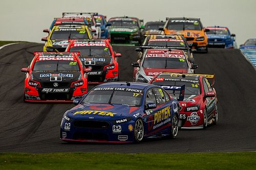 V8 drivers calm ahead of Phillip Island brakes test