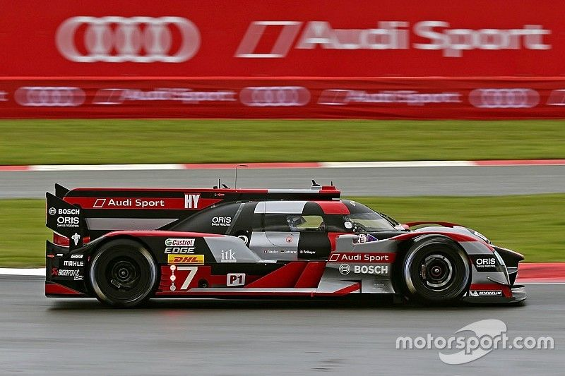 Pole position for Audi in Silverstone !