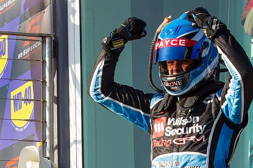 McLaughlin not thinking about V8 title