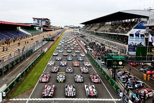 Le Mans 24 Hours: Full starting grid in pictures