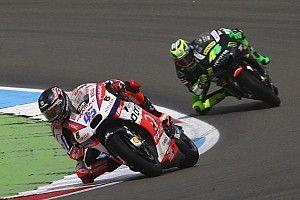 Tim satelit MotoGP mendapat jaminan hingga 2021