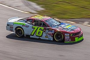 Cayden Lapcevich takes NASCAR Pinty's Series championship points lead