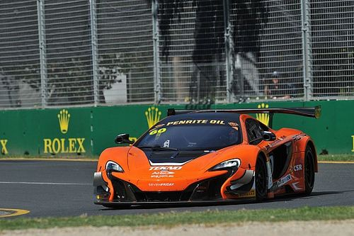 Albert Park Australian GT: Morcom on top in Race 2