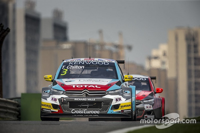 """Chilton """"halfway there"""" in getting funds for WTCC 2017"""