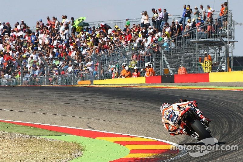 Diaporama - Tous les vainqueurs MotoGP du GP d'Aragón