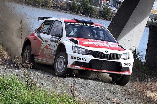 New Zealand APRC: Gill beats Kreim to take emphatic win