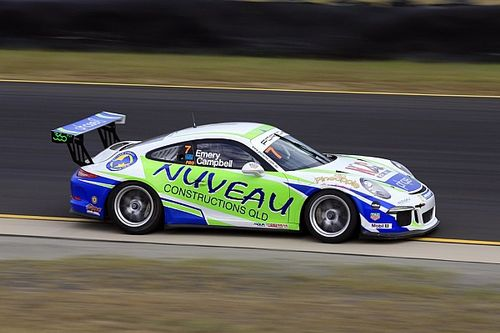 Carrera Cup Pro-Am: Campbell/Ellery take Saturday honours