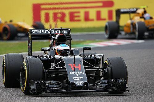 Alonso hopeful McLaren slump a one-off