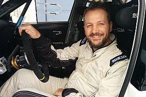 Luca Hoelbling al 2Valli con una Skoda Fabia R5 privata