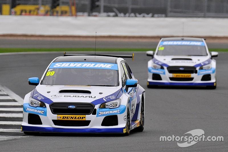 Sutton switches to BMR Subaru for BTCC 2017