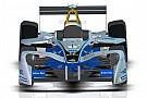 Tampilan baru mobil Formula E
