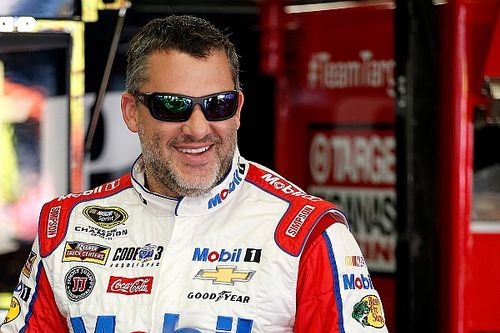 "Tony Stewart: ""I think they know we're here and we mean business"""